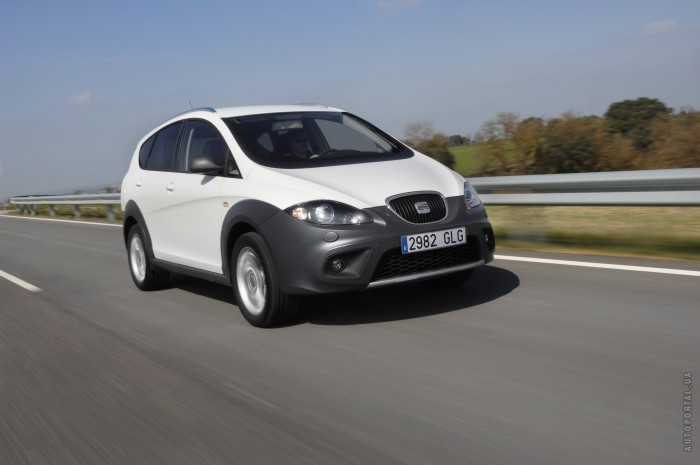 SEAT Altea Freetrack – фотография 1